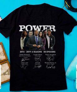 Top Power 2014 2019 6 Seasons 50 Episode Signatures shirt 1 1 247x296 - Top Power 2014 2019 6 Seasons 50 Episode Signatures shirt
