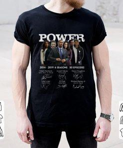 Top Power 2014 2019 6 Seasons 50 Episode Signatures shirt 2 1 247x296 - Top Power 2014 2019 6 Seasons 50 Episode Signatures shirt