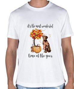 Top Pumpkin Labrador it s the most wonderful time of the year shirt 2 1 247x296 - Top Pumpkin & Labrador it's the most wonderful time of the year shirt