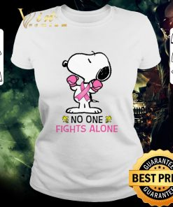 Top Snoopy no one fights alone Breast Cancer Awareness shirt 2 1 247x296 - Top Snoopy no one fights alone Breast Cancer Awareness shirt