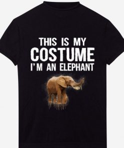 Top This Is My Costume I m An Elephants Cute Halloween shirt 1 1 247x296 - Top This Is My Costume I'm An Elephants Cute Halloween shirt