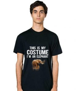 Top This Is My Costume I m An Elephants Cute Halloween shirt 2 1 247x296 - Top This Is My Costume I'm An Elephants Cute Halloween shirt