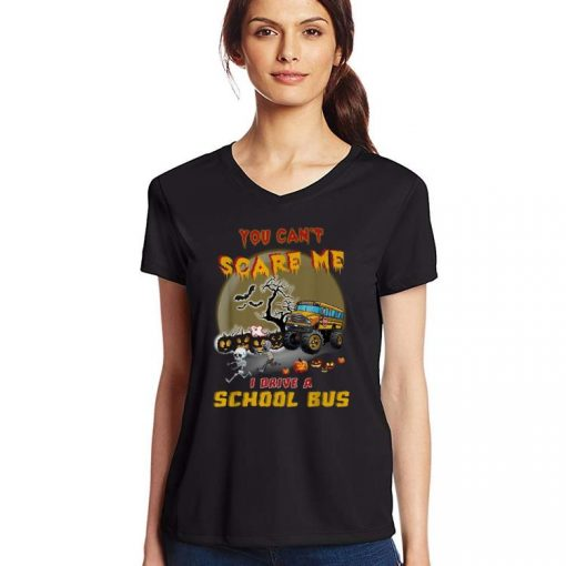 Top You Can t Scare Me I Drive A School Bus Halloween shirt 3 1 510x510 - Top You Can't Scare Me I Drive A School Bus Halloween shirt