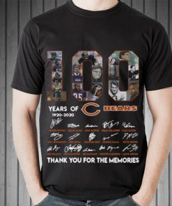 Awesome 100 Years Of 1920 2020 Chicago Bears Signatures shirt 2 1 247x296 - Awesome 100 Years Of 1920-2020 Chicago Bears Signatures shirt