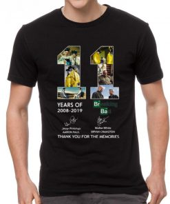 Awesome 11 Years Of Breaking Bad Signatures Thank You For The Memories shirt 2 1 247x296 - Awesome 11 Years Of Breaking Bad Signatures Thank You For The Memories shirt