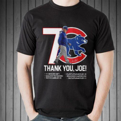 Awesome 7 Chicago Cubs Thank You Joe Maddon Rumors shirt 2 1 1 510x510 - Awesome 7 Chicago Cubs Thank You Joe Maddon Rumors shirt
