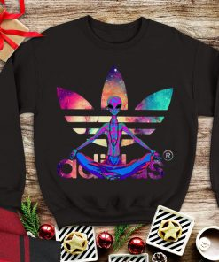 Awesome Adidas Alien Yoga shirt 1 1 247x296 - Awesome Adidas Alien Yoga shirt