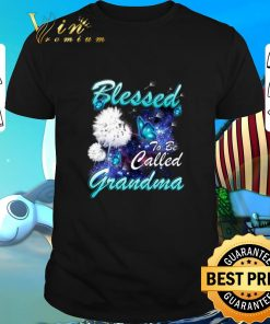 Awesome Butterflies dandelion blessed to be called grandma shirt 1 1 247x296 - Awesome Butterflies dandelion blessed to be called grandma shirt