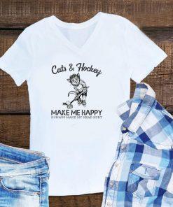 Awesome Cats Hockey Make Me Happy Humans Make My Head Hurt shirt 1 1 247x296 - Awesome Cats & Hockey Make Me Happy Humans Make My Head Hurt shirt