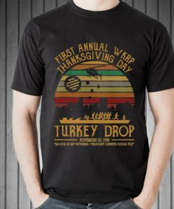 Awesome First Annual Wkrp Thanksgiving Day Turkey Drop Retro Vintage shirt 2 1 247x296 - Awesome First Annual Wkrp Thanksgiving Day Turkey Drop Retro Vintage shirt