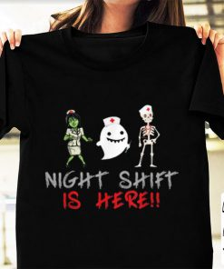 Awesome Night Shift Is Here Nurse Boo Skeleton Zombie Halloween shirt 1 1 247x296 - Awesome Night Shift Is Here Nurse Boo Skeleton Zombie Halloween shirt