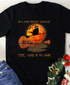 Awesome On A Dark Desert Highway Black Cat Witch Halloween shirt 1 1 247x296 - Awesome On A Dark Desert Highway Black Cat Witch Halloween shirt