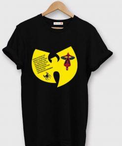 Awesome Spiderman Wu Tang Clan Neighborhood shirt 1 1 247x296 - Awesome Spiderman Wu Tang Clan Neighborhood shirt