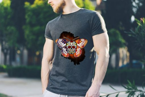 Awesome Sugar Skull Butterfly Day Of The Death Multiple Sclerosis shirt 3 1 510x340 - Awesome Sugar Skull Butterfly Day Of The Death Multiple Sclerosis shirt