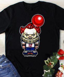 Awesome Tom Brady Pennywise New England Patriots NFL shirt 1 1 247x296 - Awesome Tom Brady Pennywise New England Patriots NFL shirt
