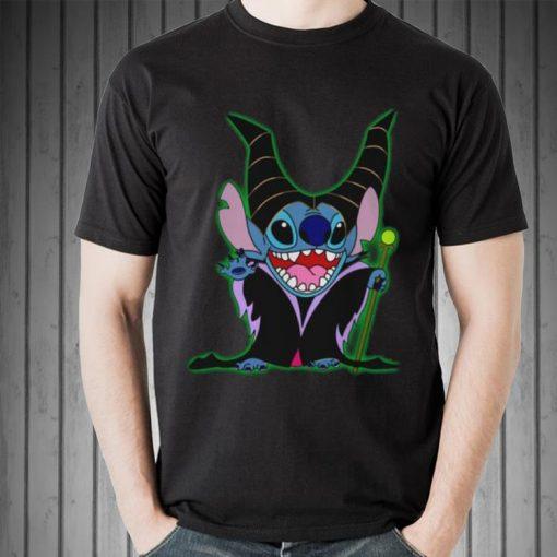 Awesome Witch Maleficent Stitch shirt 2 1 510x510 - Awesome Witch Maleficent Stitch shirt