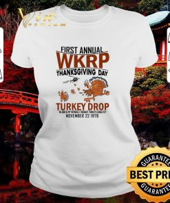 Funny Chickens first annual wkrp thanksgiving day Turkey drop as god shirt 2 1 247x296 - Funny Chickens first annual wkrp thanksgiving day Turkey drop as god shirt