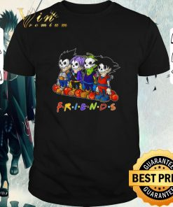Funny Friends Dragon ball Halloween shirt 1 1 247x296 - Funny Friends Dragon ball Halloween shirt