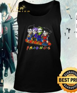 Funny Friends Dragon ball Halloween shirt 2 1 247x296 - Funny Friends Dragon ball Halloween shirt