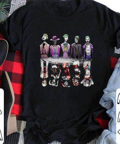 Funny Joker reflection mirror water Harley Quinn shirt 2 1 247x296 - Funny Joker reflection mirror water Harley Quinn shirt
