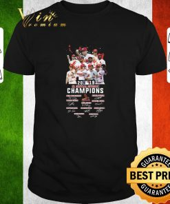 Funny St Louis Cardinals 2019 NL central division champions signatures shirt 1 1 247x296 - Funny St Louis Cardinals 2019 NL central division champions signatures shirt