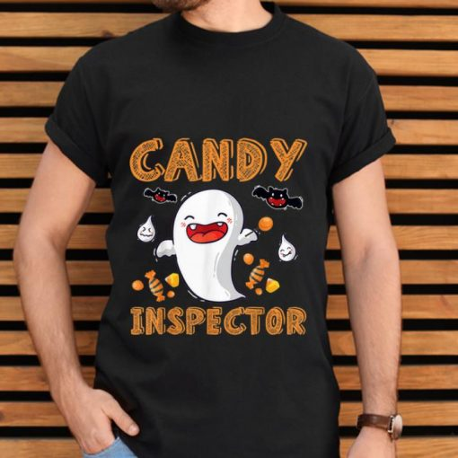 Hot Candy Inspector Ghost Halloween Costume shirt 2 1 510x510 - Hot Candy Inspector Ghost Halloween Costume shirt