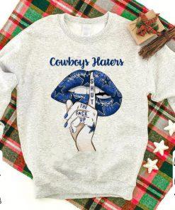 Hot Cowboys Haters Shut The Fuck Up Blue Lips shirt 1 1 247x296 - Hot Cowboys Haters Shut The Fuck Up Blue Lips shirt