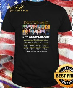 Hot Doctor Who 57th anniversary 1963 2020 thank you for the memories shirt 1 1 247x296 - Hot Doctor Who 57th anniversary 1963-2020 thank you for the memories shirt