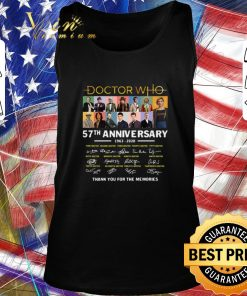 Hot Doctor Who 57th anniversary 1963 2020 thank you for the memories shirt 2 1 247x296 - Hot Doctor Who 57th anniversary 1963-2020 thank you for the memories shirt