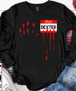 Hot Hello My Name Is Dexter Halloween Scary Horror Movie shirt 1 1 247x296 - Hot Hello My Name Is...Dexter Halloween Scary Horror Movie shirt