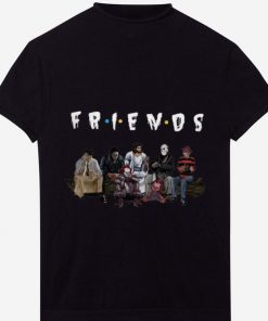 Hot Horror Movie Characters And Jesus Halloween Friends TV Show shirt 1 1 247x296 - Hot Horror Movie Characters And Jesus Halloween Friends TV Show shirt