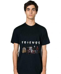 Hot Horror Movie Characters And Jesus Halloween Friends TV Show shirt 2 1 247x296 - Hot Horror Movie Characters And Jesus Halloween Friends TV Show shirt