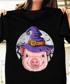 Hot Pig Witch Hat Funny Halloween Gifts Women Farm Animal Lover shirt 1 1 247x296 - Hot Pig Witch Hat Funny Halloween Gifts Women Farm Animal Lover shirt