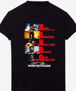 Hot Rambo all season Sylvester Stallone signature shirt 1 1 247x296 - Hot Rambo all season Sylvester Stallone signature shirt