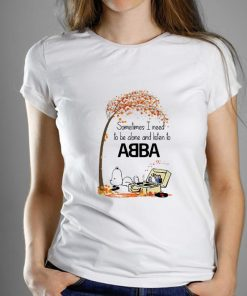 Hot Snoopy Sometimes I Need To Be Alone And Listen To ABBA shirt 1 1 247x296 - Hot Snoopy Sometimes I Need To Be Alone And Listen To ABBA shirt