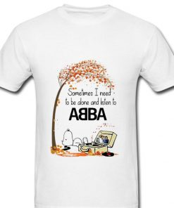 Hot Snoopy Sometimes I Need To Be Alone And Listen To ABBA shirt 2 1 247x296 - Hot Snoopy Sometimes I Need To Be Alone And Listen To ABBA shirt
