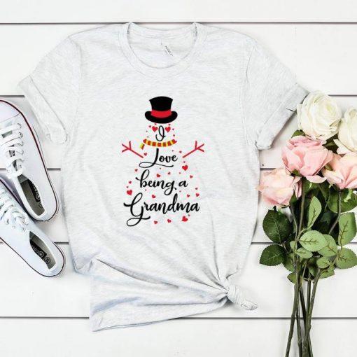 Hot Snowman I love being a grandma shirt 2 1 510x510 - Hot Snowman I love being a grandma shirt