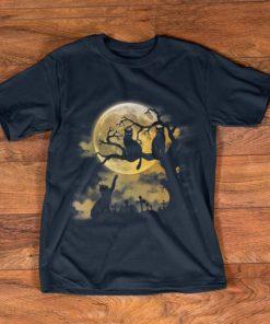 Hot Spooky Cat Halloween Graveyard Cats shirt 1 1 247x296 - Hot Spooky Cat Halloween Graveyard Cats shirt