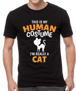 Hot This is My Human Costume I m Really A Cat Funny Halloween shirt 2 1 1 247x296 - Hot This is My Human Costume I'm Really A Cat Funny Halloween shirt
