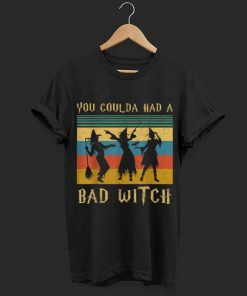Hot Vintage Coulda Had A Bad Witch Halloween shirt 1 1 247x296 - Hot Vintage Coulda Had A Bad Witch Halloween shirt
