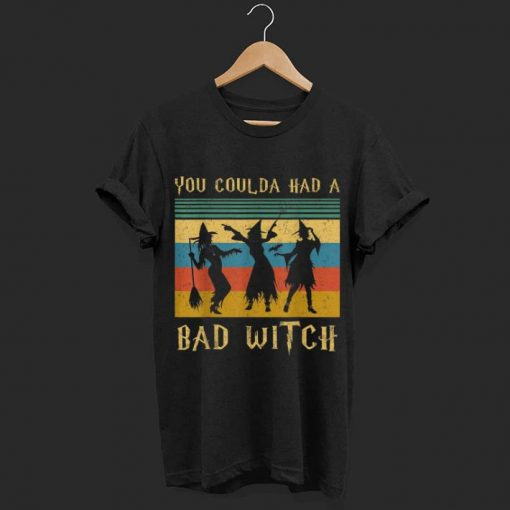 Hot Vintage Coulda Had A Bad Witch Halloween shirt 1 1 510x510 - Hot Vintage Coulda Had A Bad Witch Halloween shirt