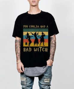 Hot Vintage Coulda Had A Bad Witch Halloween shirt 2 1 247x296 - Hot Vintage Coulda Had A Bad Witch Halloween shirt
