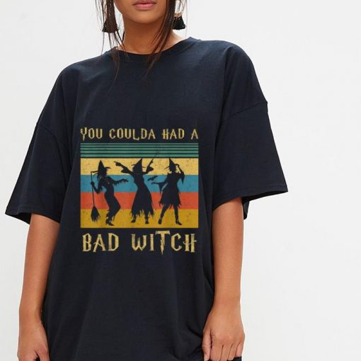 Hot Vintage Coulda Had A Bad Witch Halloween shirt 3 1 510x510 - Hot Vintage Coulda Had A Bad Witch Halloween shirt