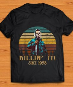 Hot Vintage Retro Michael Myers Killin It Since 1978 Halloween shirt 1 1 247x296 - Hot Vintage Retro Michael Myers Killin' It Since 1978 Halloween shirt