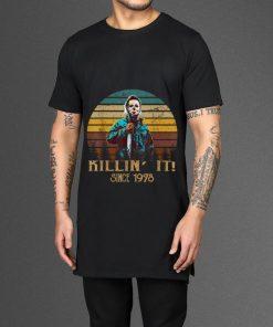 Hot Vintage Retro Michael Myers Killin It Since 1978 Halloween shirt 2 1 247x296 - Hot Vintage Retro Michael Myers Killin' It Since 1978 Halloween shirt