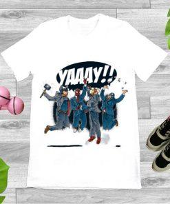 Hot Yaaay Thor Spiderman Ironman Captain America shirt 1 1 247x296 - Hot Yaaay Thor Spiderman Ironman Captain America shirt