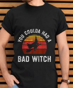Hot You Coulda Had a Bad Witch Retro Style Vintage Halloween shirt 2 1 247x296 - Hot You Coulda Had a Bad Witch, Retro Style Vintage Halloween shirt