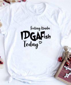 Nice Feeling kinda idgaf ish today shirt 1 1 247x296 - Nice Feeling kinda idgaf ish today shirt