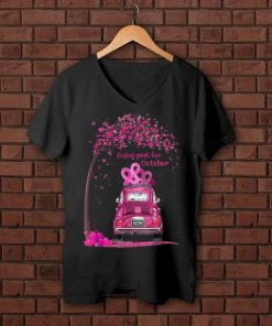 Nice Going Pink For October Pink Ribbon Breast Cancer Awareness shirt 1 1 247x296 - Nice Going Pink For October Pink Ribbon Breast Cancer Awareness shirt