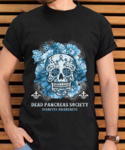 Nice Sugar Skull Dead Pancreas Society Diabetes Awareness shirt 2 1 247x296 - Nice Sugar Skull Dead Pancreas Society Diabetes Awareness shirt